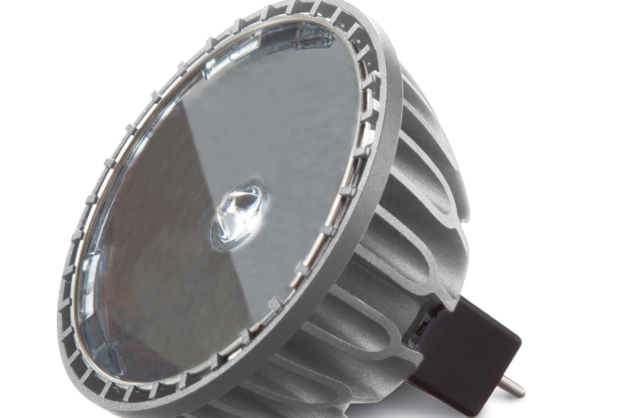 Soraa's LED lamp, image courtesy of Soraa