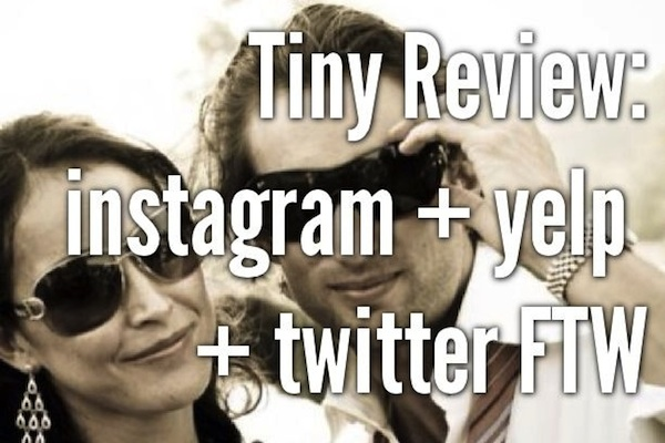 tiny review