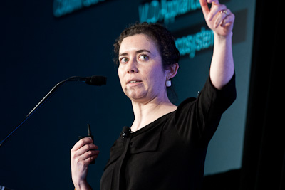 Rachel Delacour of We Are Cloud at Structure:Data 2012