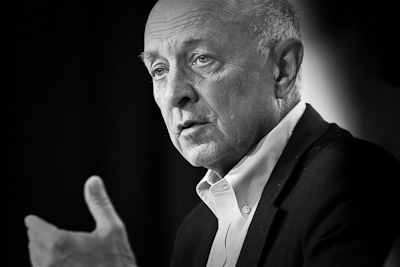 R. James Woolsey, venture partner at Lux Capital Management and former CIA director, at Structure:Data 2012