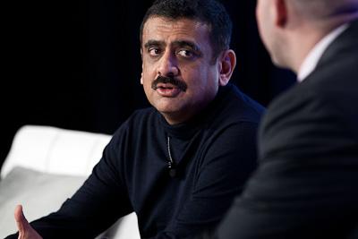 Arnab Gupta of Opera Solutions at Structure:Data 2012