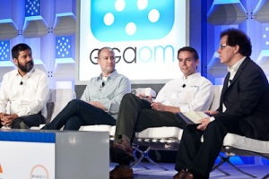 STS Prasad of @WalmartLabs, Jed Kolko of Trulia, George John of Rocket Fuel, and Phil Hendrix of GigaOM Pro at Structure:Data 2012