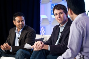 Ryan Kim - Staff Writer, GigaOM, Speakers: Michael Driscoll - CTO, Metamarkets, Raj Aggarwal - CEO and Co-Founder, Localytics at Structure:Data 2012