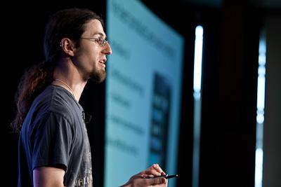 Aaron Kimbell of WibiData at Structure:Data 2012