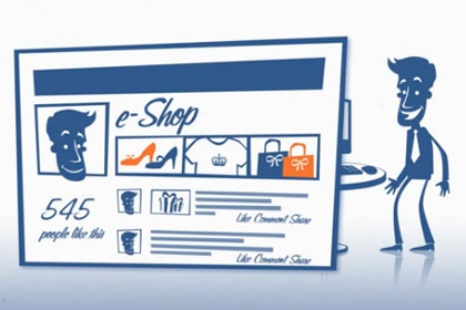 Bonusbox, German online retail Facebook app