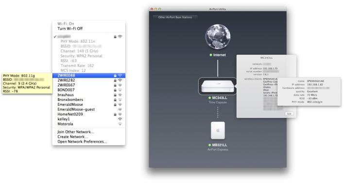 Check Wi-Fi Signal