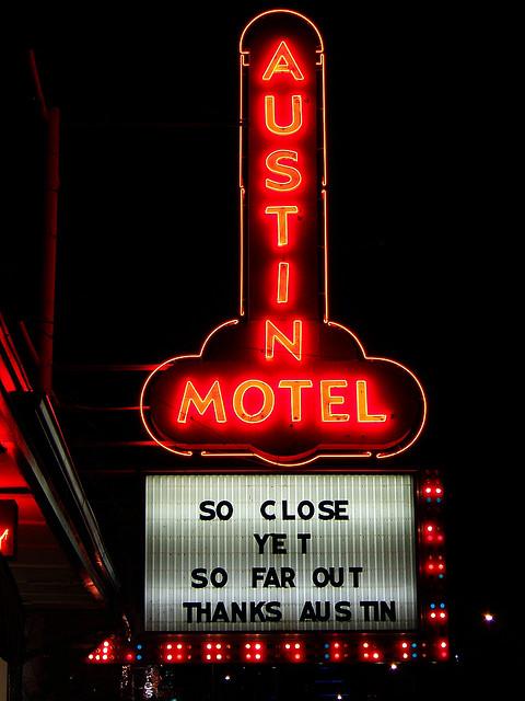 Corbett_10 Ways Not to be a Jerk at sxsw_Austin hotel image