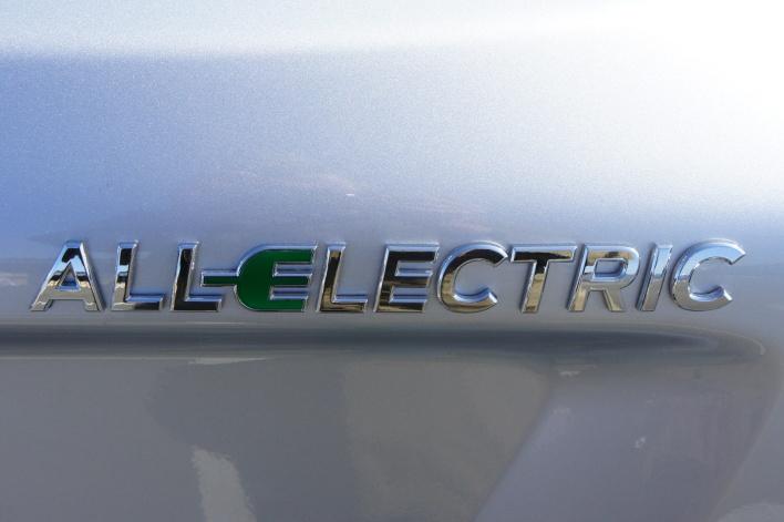 Coda all-electric sedan