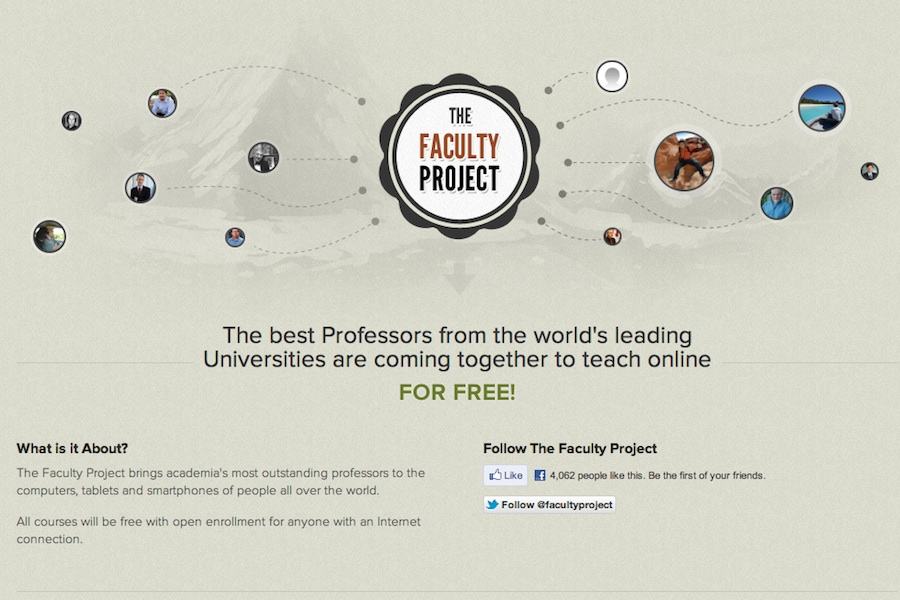 faculty project