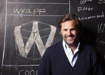 Hjalmar Winbladh, CEO of social gift service Wrapp