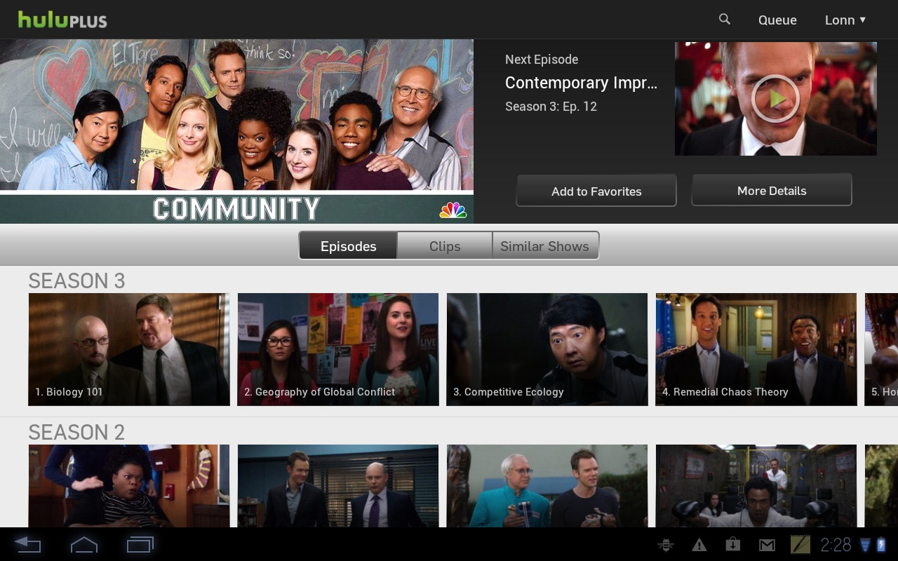 Worries that services like Hulu Plus might require a cable subscription could be a reason for the probe.