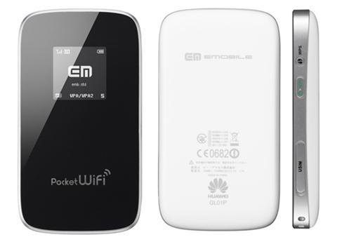 Huawei 100 Mbps hotspot