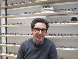 Warby Parker co-founder Neil Blumenthal