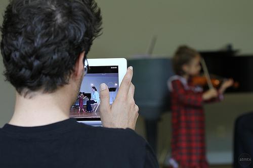 iPad chips from iFixit teardown