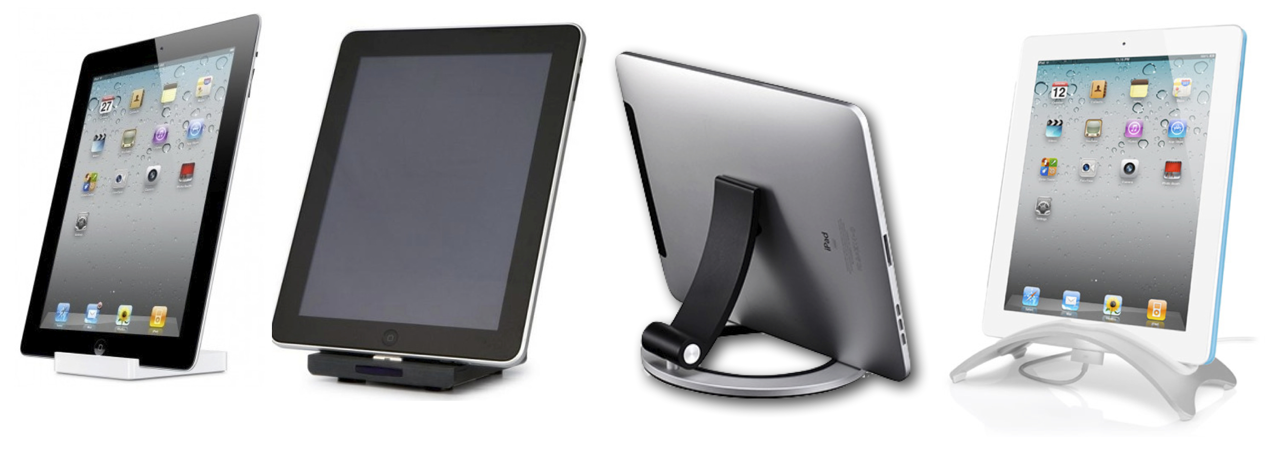 iPad Dock Options