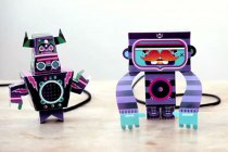 readiymate papercraft wifi playthings