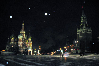 red square, moscow - by bobbie johnson