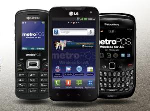 MetroPCS phones