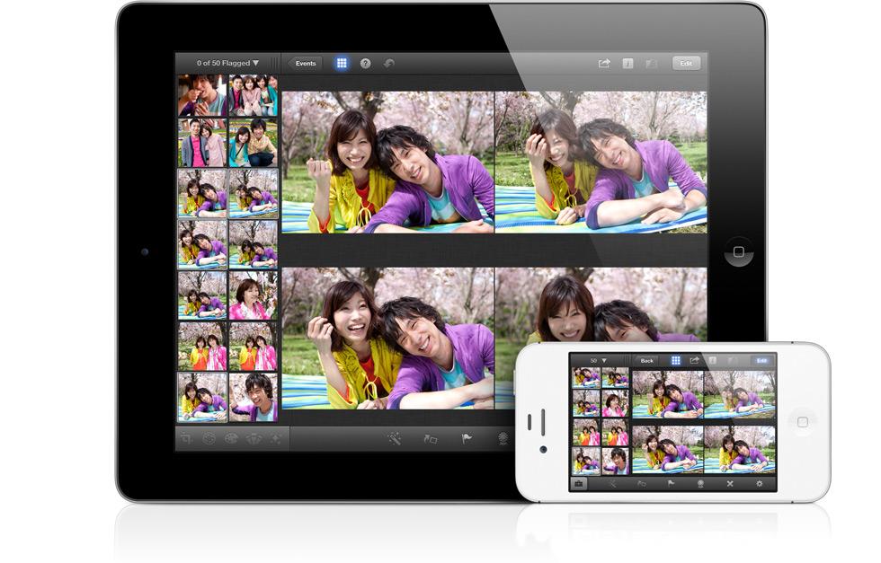 iPhoto Smart Browsing