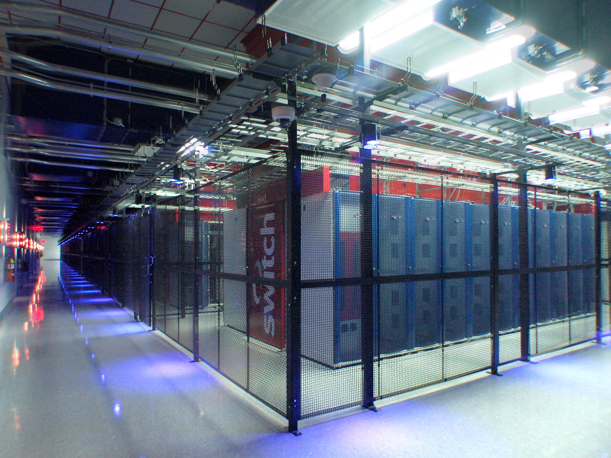 Switch's SuperNAP data center in Las Vegas