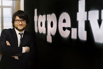 tape.tv's Conrad Fritsch