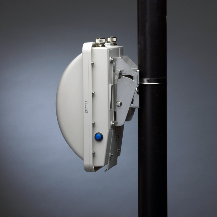 A Ruckus outdoor access point (Source: Ruckus Wireless)