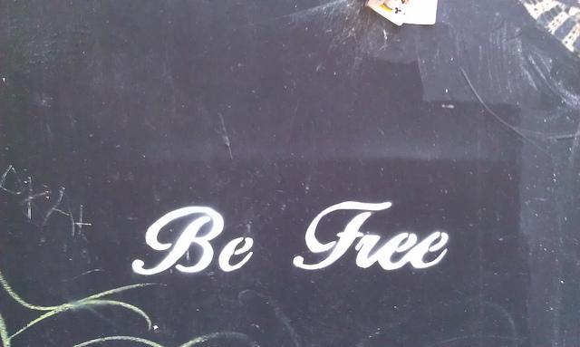 Be Free_bixentro