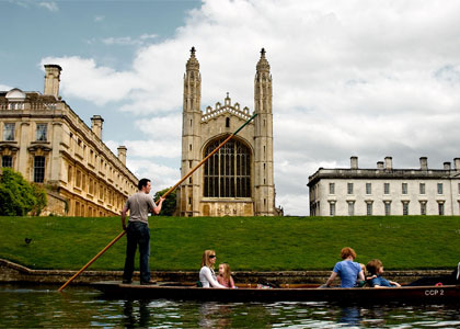 Cambridge, used under CC license courtesy of Flickr user Ari Bakker