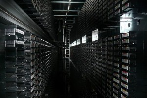 cern tape library