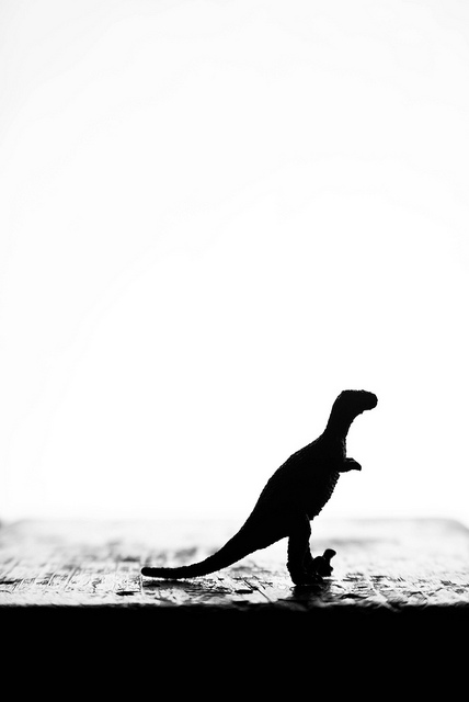 dinosaur on a platform_Sodanie Chea