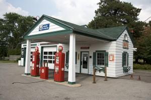 fueling station
