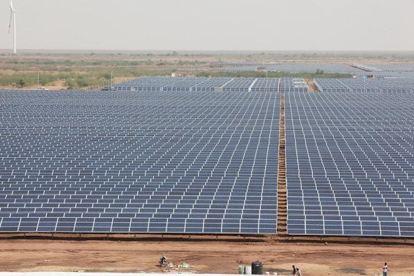 Gujarat solar 1