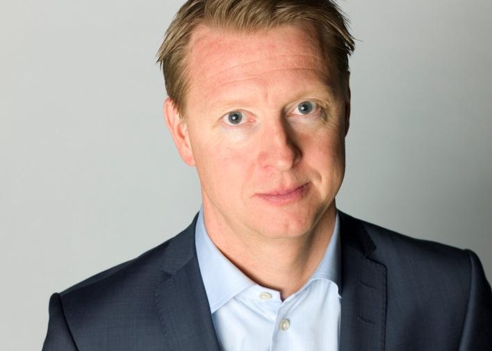 Ericsson CEO Hans Vestberg