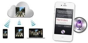 iCloud and Siri
