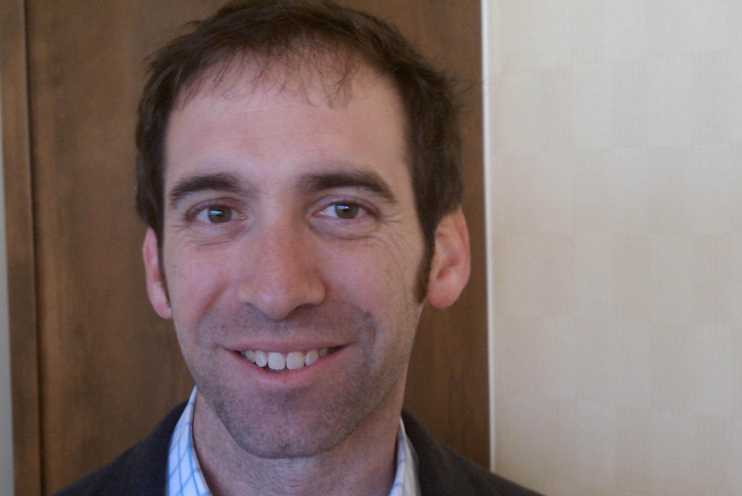 Nick Feamster of Georgia Tech