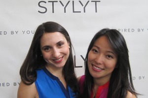 Stylyt co-founders Nina Cherny and Jenny Wu