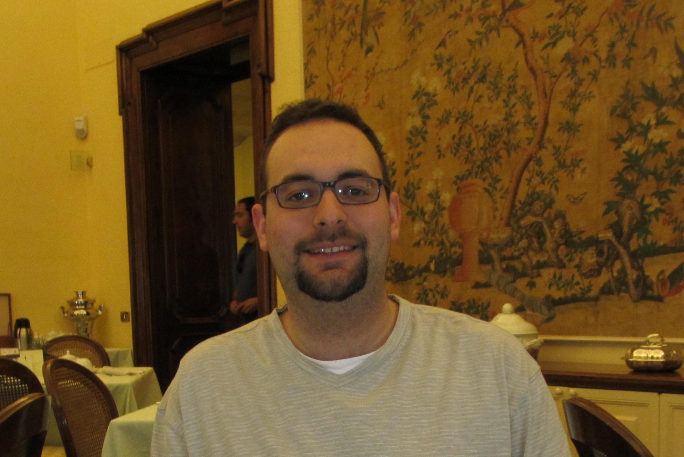 Jason Pearlman, CTO Zynga Mobile NY