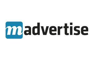 madvertise logo