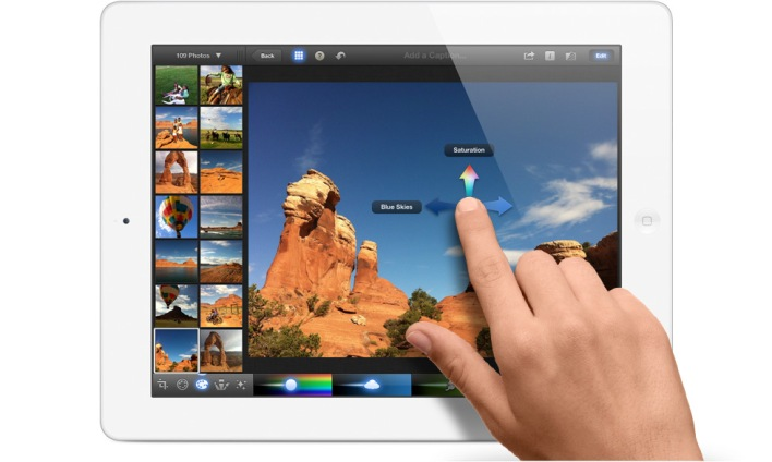 Multi Touch Gestures