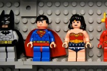Super Friends lego