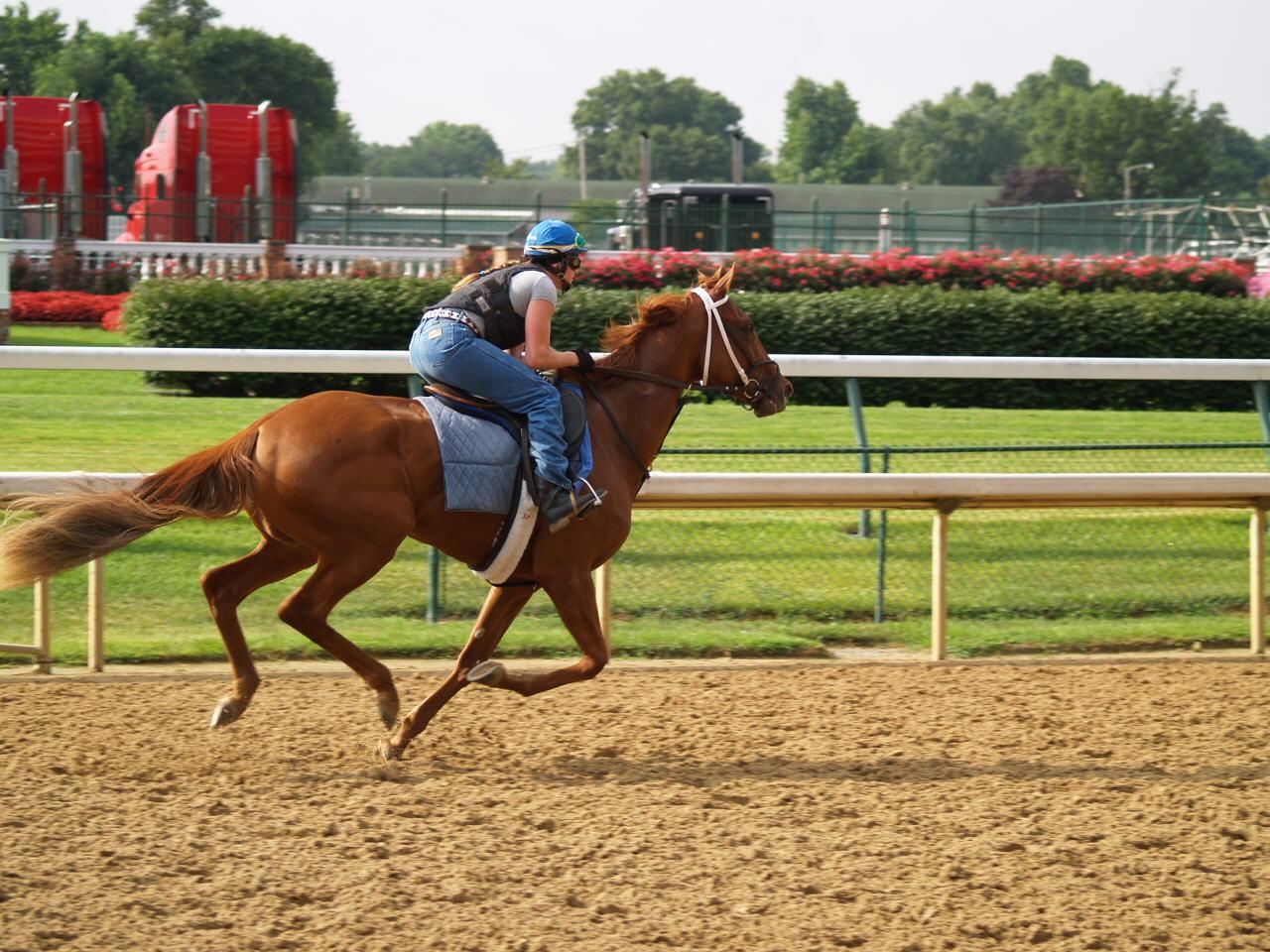 kentucky horse racing 2