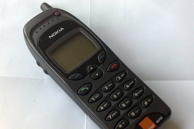 Nokia old GSM phone