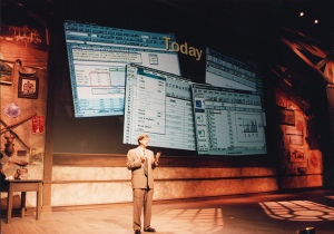 Bill Gates, Fall COMDEX, November 1995