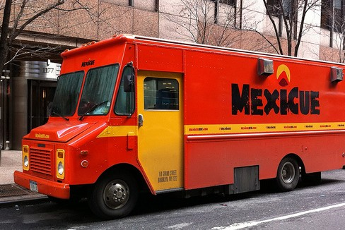 Mexicue food truck