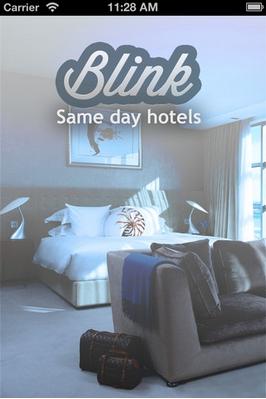 Blink Booking app