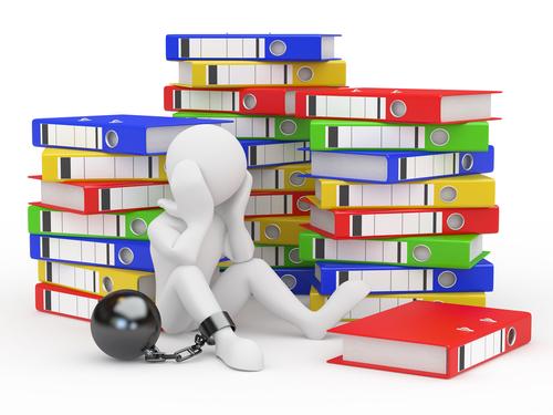 Bureaucracy, investigations, red tape