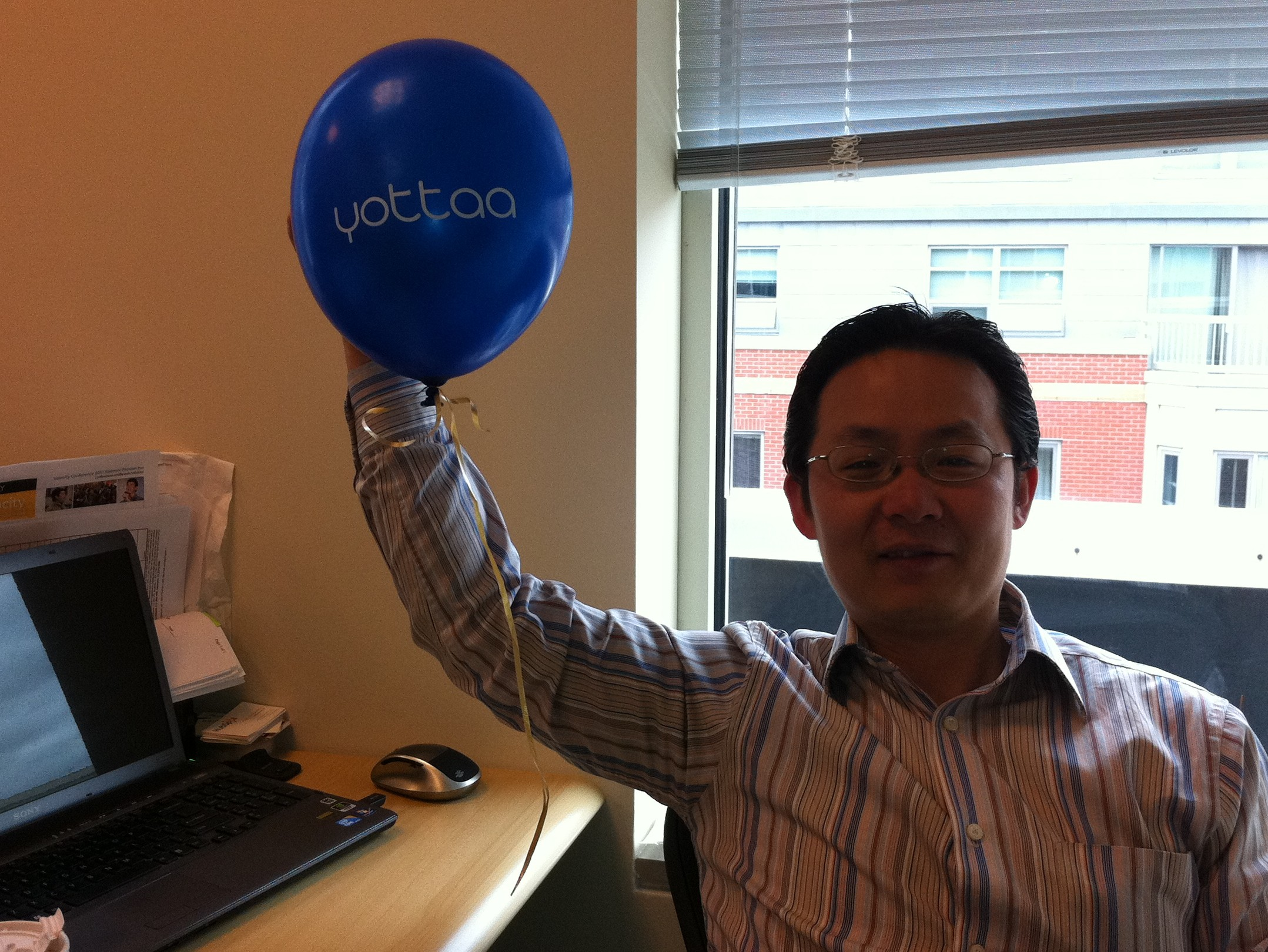 Yotta CEO Coach Wei.