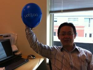 Yotta CEO Coach Wei.