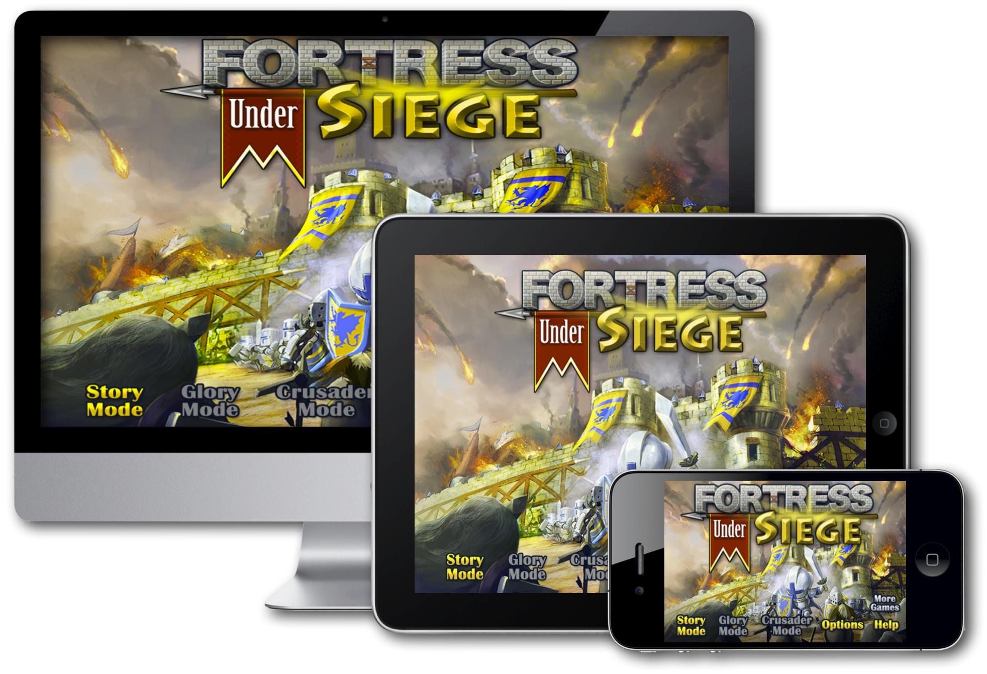 Fortress Under Siege