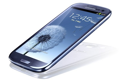 Galaxy S III handset